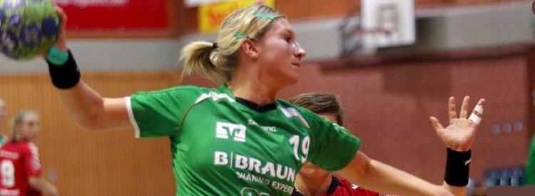 Sharelle Maarse verlengt haar contract bij SG Kirchhof '09