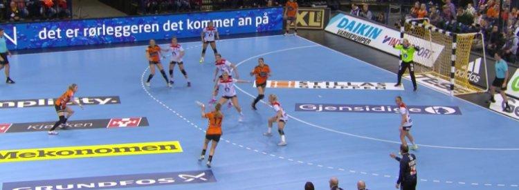 Wedstrijd.tips: Oranjedames pakken brons op het EK handbal