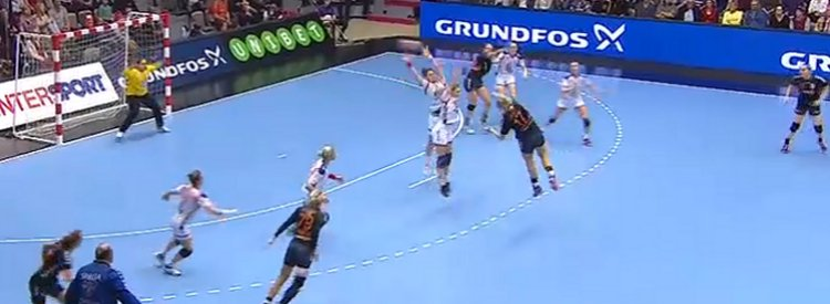 Video: Nederland vs Servie (WK Denemarken)