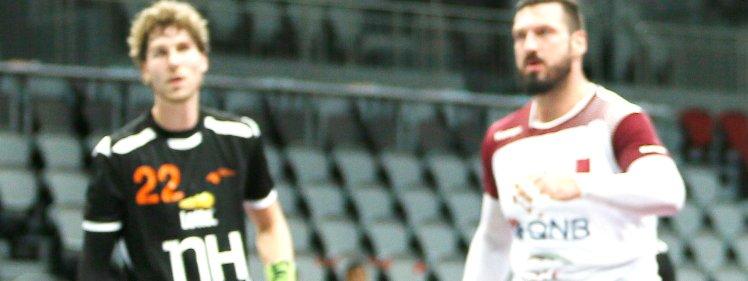 Nederlandse handballers verliezen oefenwedstrijd van Qatar