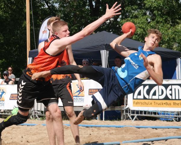 Dubbele winst Nederlandse teams bij German Beach Open