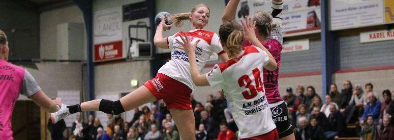 VZV 2 geeft HandbaL Venlo uitstekend partij