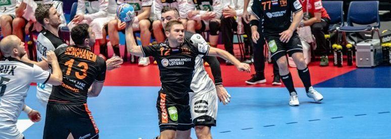 Oranjeheren verliezen eerste wedstrijd op het EK
