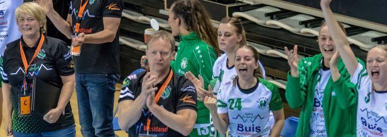 Coach Zwinkels (Quintus): 'Goede lijn doortrekken tegen VOC'