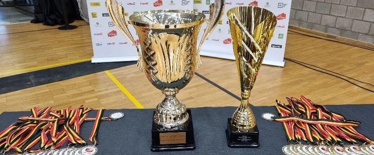 Loting Beker van België achtste en kwartfinales finales dames en heren