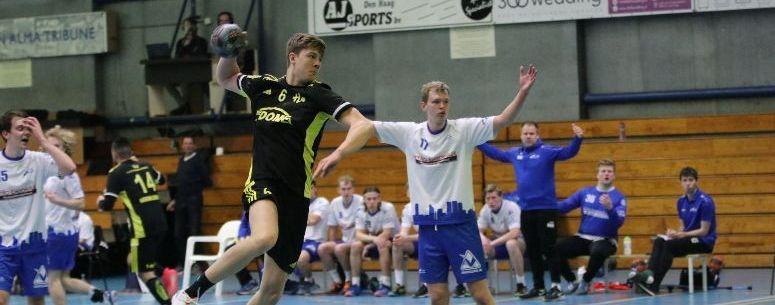 Dagtrip Handbal Houten levert twee punten op in Emmen