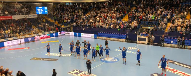 Bobby Schagen stunt met punt tegen landskampioen THW Kiel