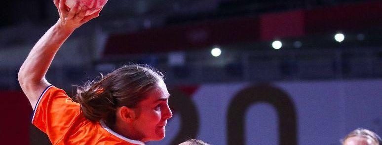 Zwaar bevochten zege Nederland op Montenegro in laatste groepswedstrijd