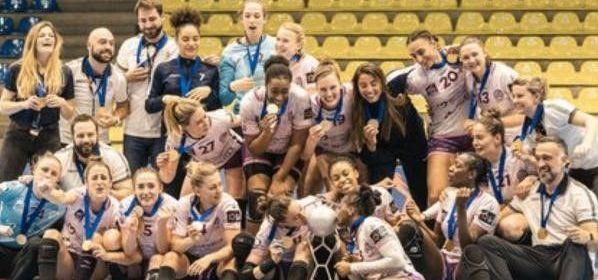Duits onderonsje European League vrouwen: Metzingen tegen Blomberg