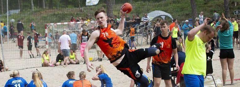 Selectie Heren U17 EK Beach Handball bekend