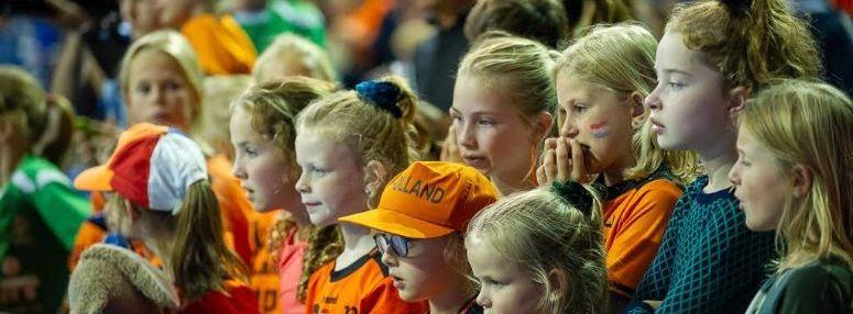 Publiek welkom bij drielandentoernooi Oranje in Den Bosch