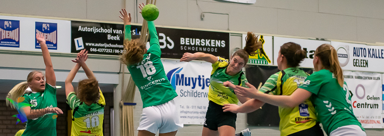 Coach Karin Damoiseaux neemt afscheid van BFC-dames,niet van vereniging