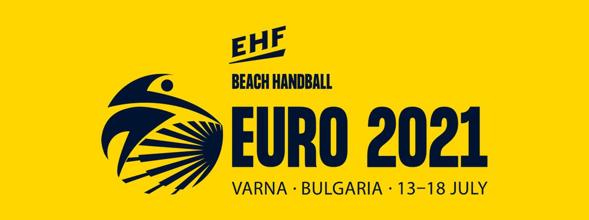 Indeling groepen EHF Beach Handball EURO 2021