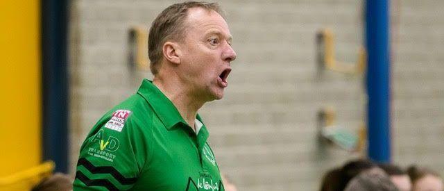 Quintus-coach René Zwinkels is teleurgesteld maar maakt gebroken seizoen toch af