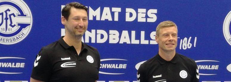 Anel Mahmutefendic assistent-coach VfL Gummersbach