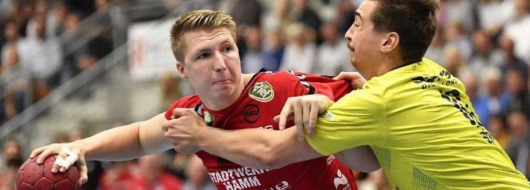 Ivar Stavast sluit aan bij HC Elbflorenz Dresden