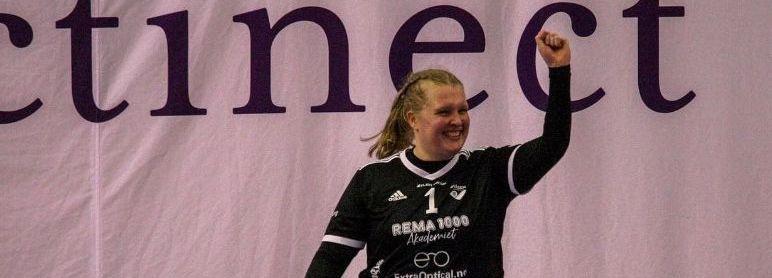 Annick Lipman gekozen tot beste keepster Noorse Liga