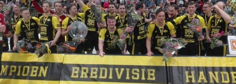 Handbalcompetitie beëindigd, geen promotie en degradatie